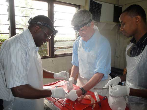 Dr. Georges Ntakiyruta
